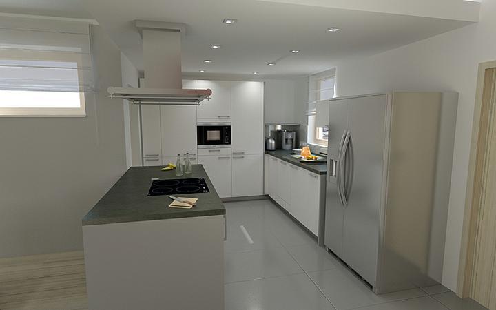 3D návrh kuchýň - Obrázok č. 225