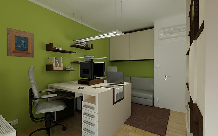 3D návrh kancelárií - Obrázok č. 35