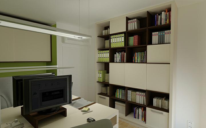 3D návrh kancelárií - Obrázok č. 38