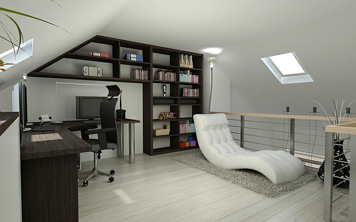 3D návrh kancelárií - Obrázok č. 39