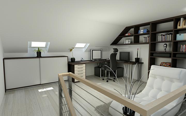3D návrh kancelárií - Obrázok č. 40