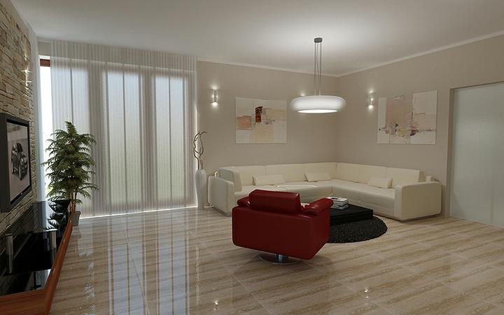 3D návrh obývačky - Obrázok č. 227