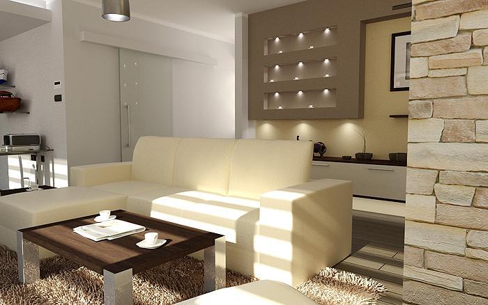 3D návrh obývačky - Obrázok č. 229