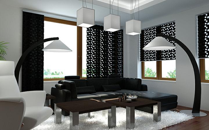 3D návrh obývačky - Obrázok č. 239