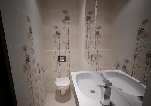 3D návrh kúpelní - Obrázok č. 218