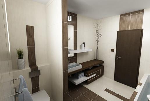3D návrh kúpelní - Obrázok č. 220