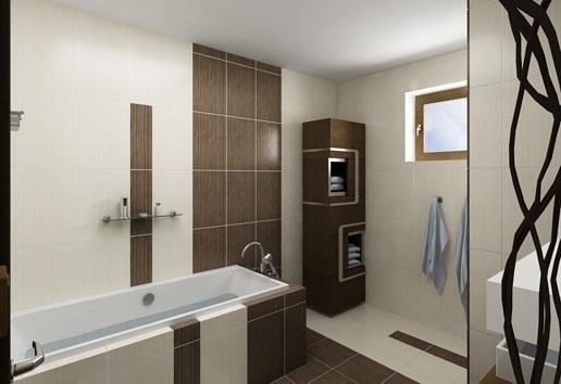 3D návrh kúpelní - Obrázok č. 221