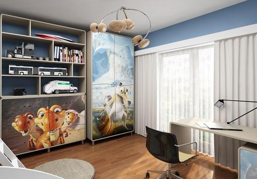 3D návrh detských izieb - Obrázok č. 169