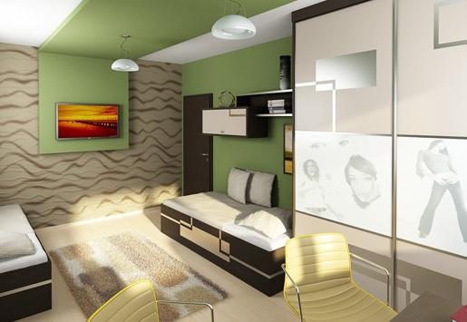 3D návrh detských izieb - Obrázok č. 172