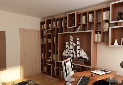 3D návrh kancelárií - Obrázok č. 42