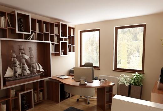 3D návrh kancelárií - Obrázok č. 44