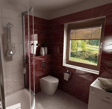 3D návrh kúpelní - Obrázok č. 224