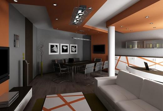3D návrh kancelárií - Obrázok č. 48