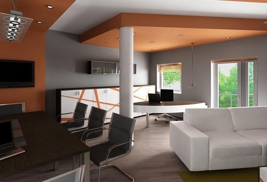 3D návrh kancelárií - Obrázok č. 49
