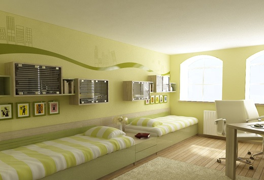 3D návrh detských izieb - Obrázok č. 180