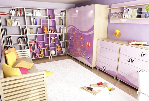 3D návrh detských izieb - Obrázok č. 182