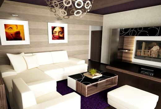 3D návrh obývačky - Obrázok č. 247