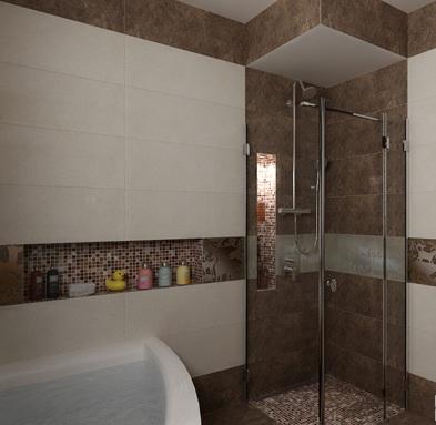 3D návrh kúpelní - Obrázok č. 227