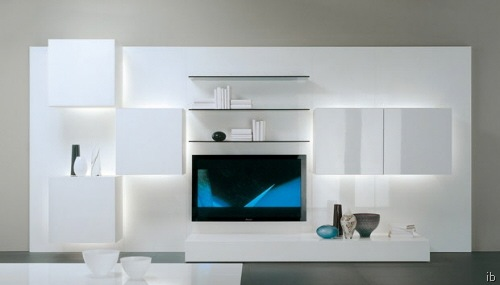 Obývacie izby v geometrických tvaroch - Obrázok č. 6