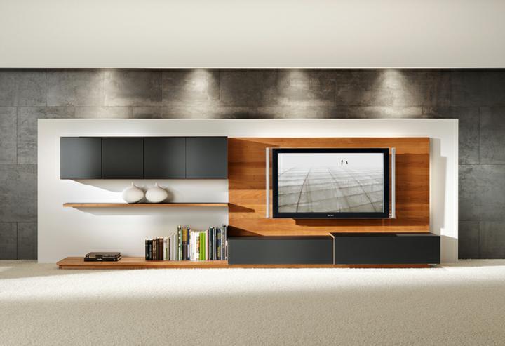 Obývacie izby v geometrických tvaroch - Obrázok č. 2