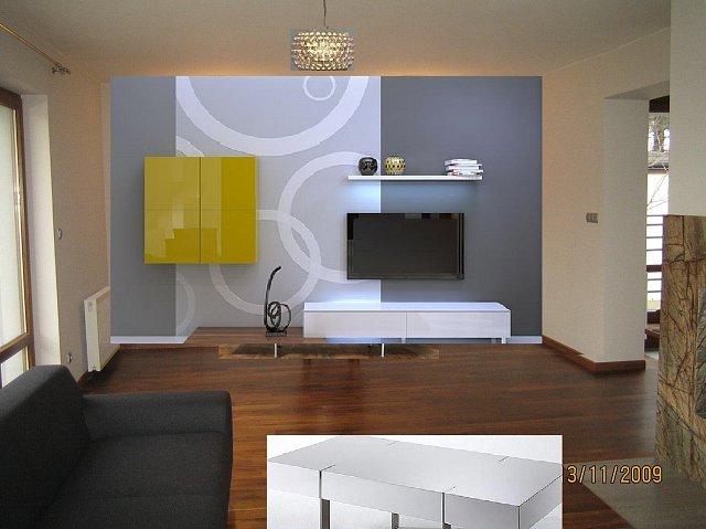 Obývacie izby v geometrických tvaroch - Obrázok č. 12