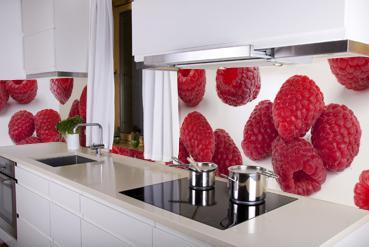 Tapety v interiéri - Minimalistic kitchen