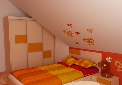 3D návrh detských izieb - Obrázok č. 188