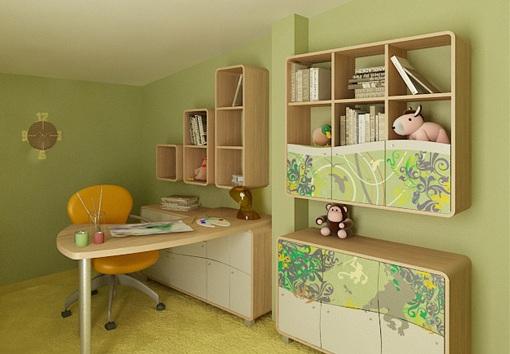 3D návrh detských izieb - Obrázok č. 191