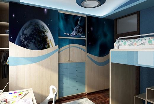 3D návrh detských izieb - Obrázok č. 193