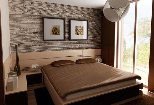 3D návrh spálni - Obrázok č. 146