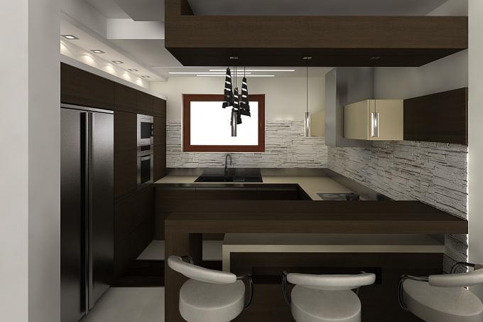 3D návrh kuchýň - Obrázok č. 250