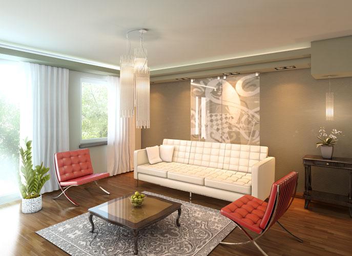 3D návrh obývačky - Obrázok č. 270