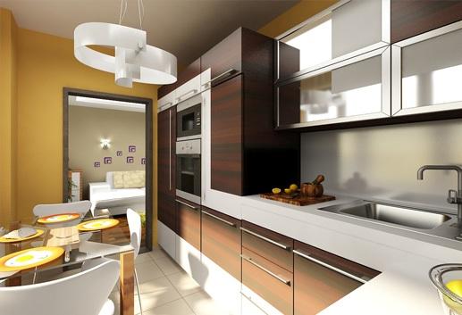 3D návrh bytových priestorov - Obrázok č. 1