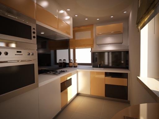 3D návrh bytových priestorov - Obrázok č. 3