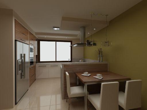 3D návrh bytových priestorov - Obrázok č. 9