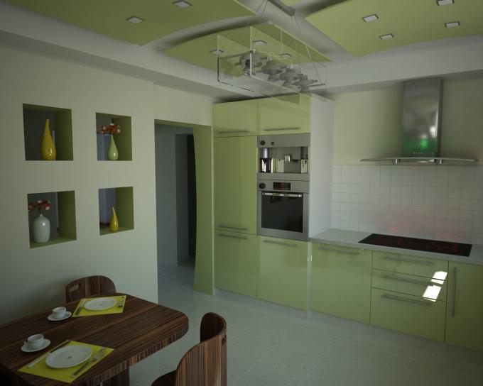 3D návrh bytových priestorov - Obrázok č. 15