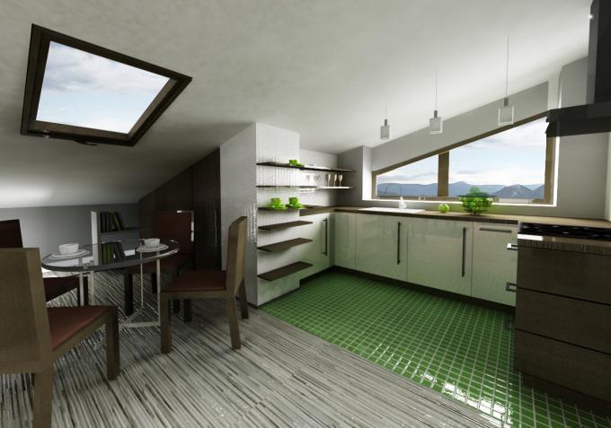 3D návrh bytových priestorov - Obrázok č. 18