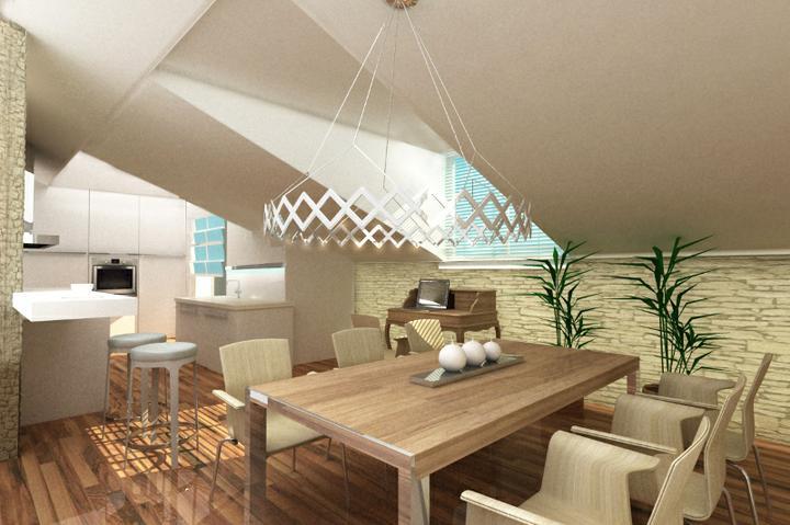 3D návrh bytových priestorov - Obrázok č. 20