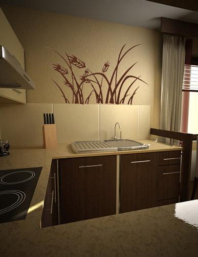 3D návrh bytových priestorov - Obrázok č. 22