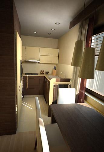 3D návrh bytových priestorov - Obrázok č. 23