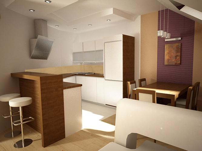 3D návrh bytových priestorov - Obrázok č. 25