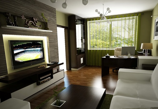 3D návrh bytových priestorov - Obrázok č. 50