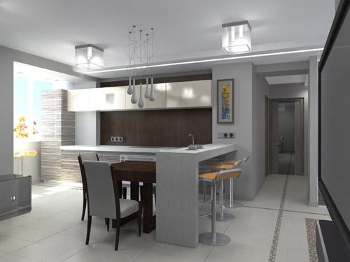 3D návrh bytových priestorov - Obrázok č. 39