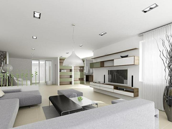 3D návrh obývačky - Obrázok č. 272