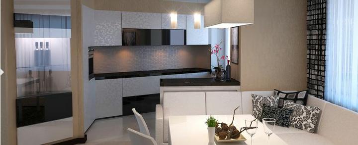 3D návrh bytových priestorov - Obrázok č. 56