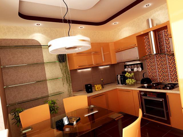 3D návrh bytových priestorov -