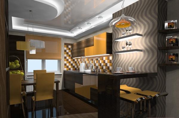 3D návrh bytových priestorov - Obrázok č. 77