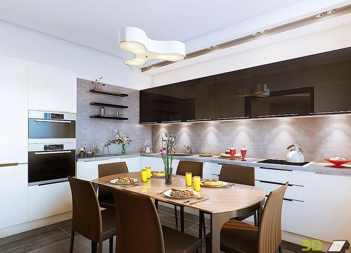 3D návrh bytových priestorov - Obrázok č. 81