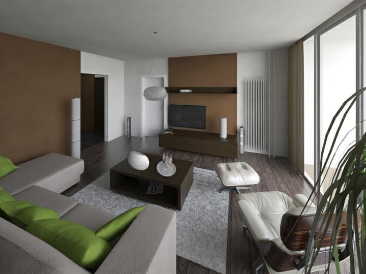 3D návrh bytových priestorov - Obrázok č. 93