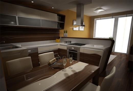 3D návrh bytových priestorov - Obrázok č. 98